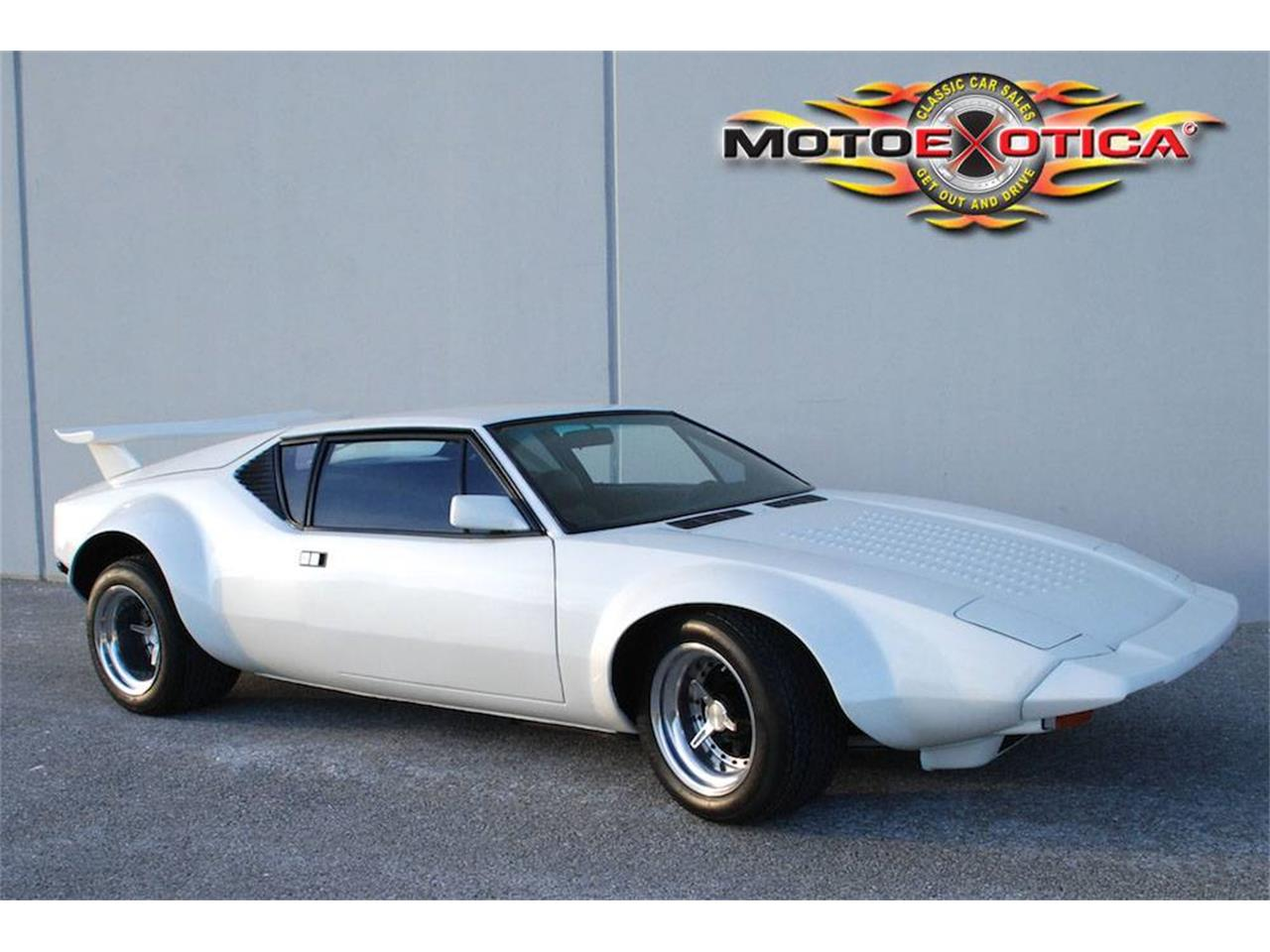Large Picture of Classic '73 De Tomaso Pantera located in St. Louis Missouri - MXR2