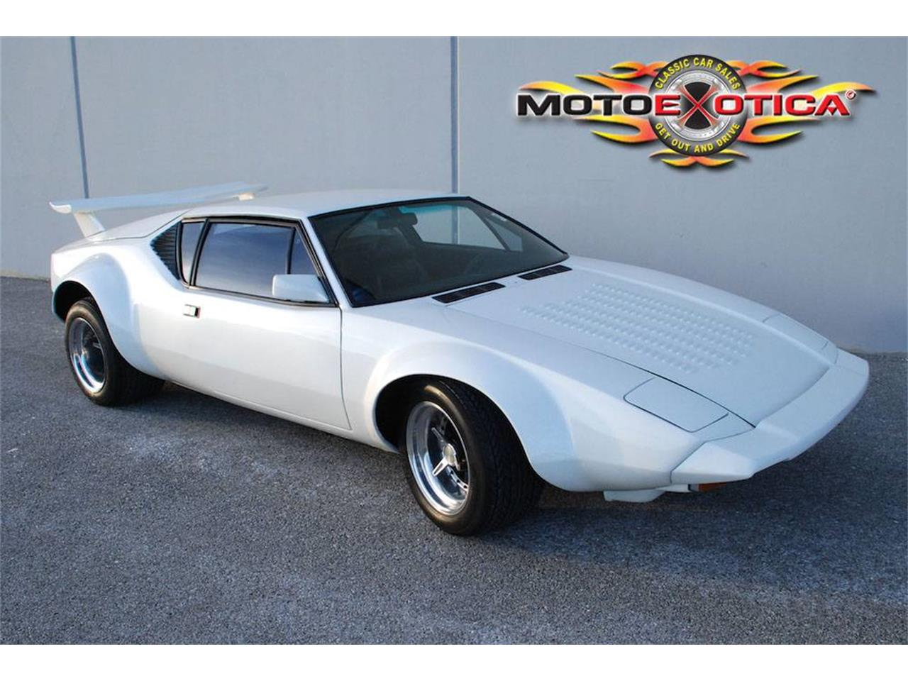 Large Picture of Classic '73 Pantera Offered by MotoeXotica Classic Cars - MXR2