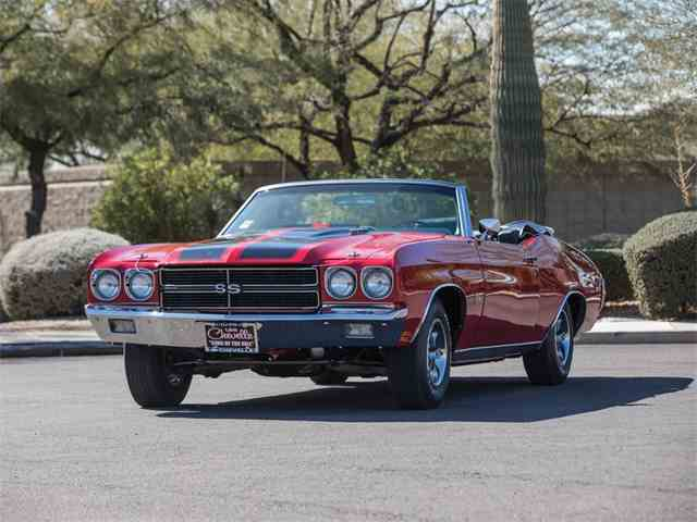 Picture of '70 Chevelle - MYZ8
