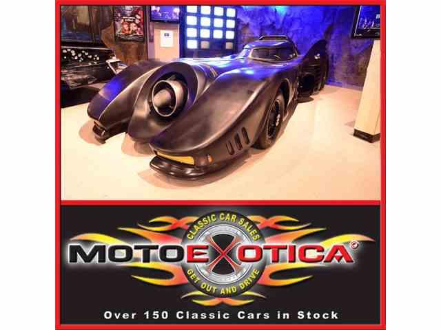 Picture of '89 Batmobile - MXR5