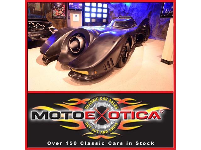 1989 Custom Batmobile
