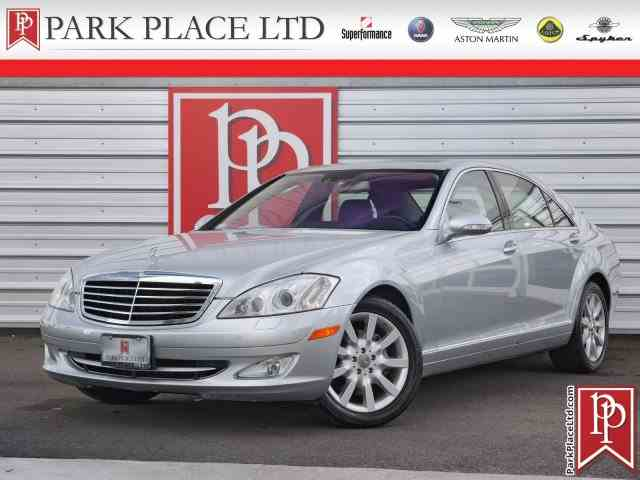 Picture of 2007 Mercedes-Benz S550 - $26,950.00 Offered by Park Place Ltd - MYZL