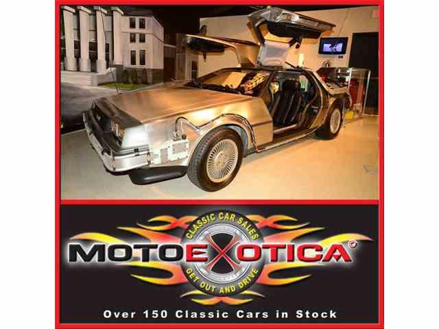 Picture of '81 DeLorean DMC-12 - MXR6