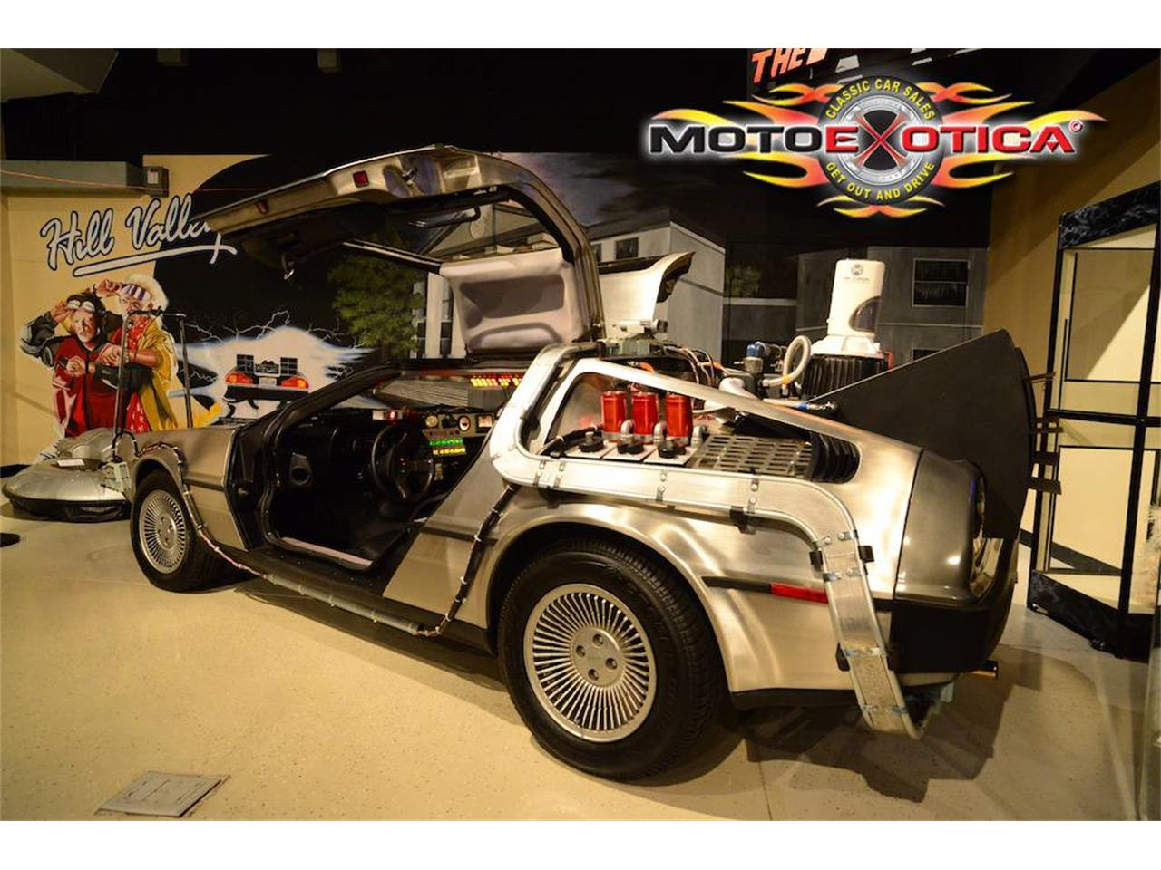 Large Picture of '81 DMC-12 - MXR6