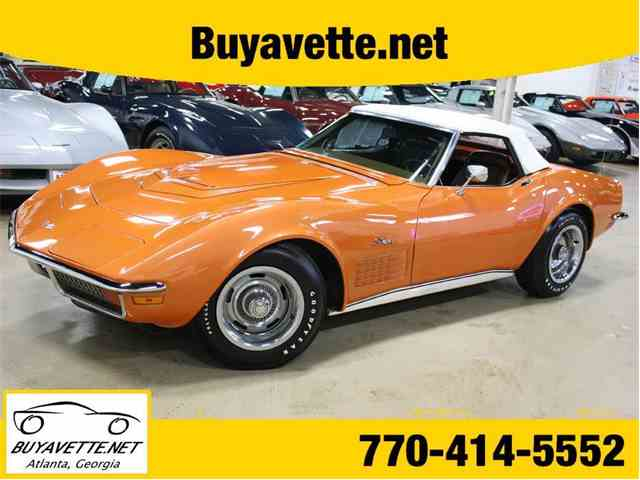 Picture of '72 Corvette - MYZQ