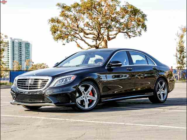 Picture of '16 S-Class - MYZR