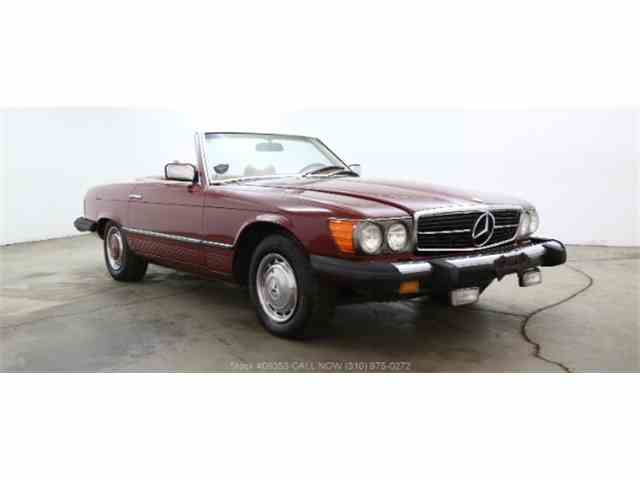 Picture of '76 450SL - MYZW