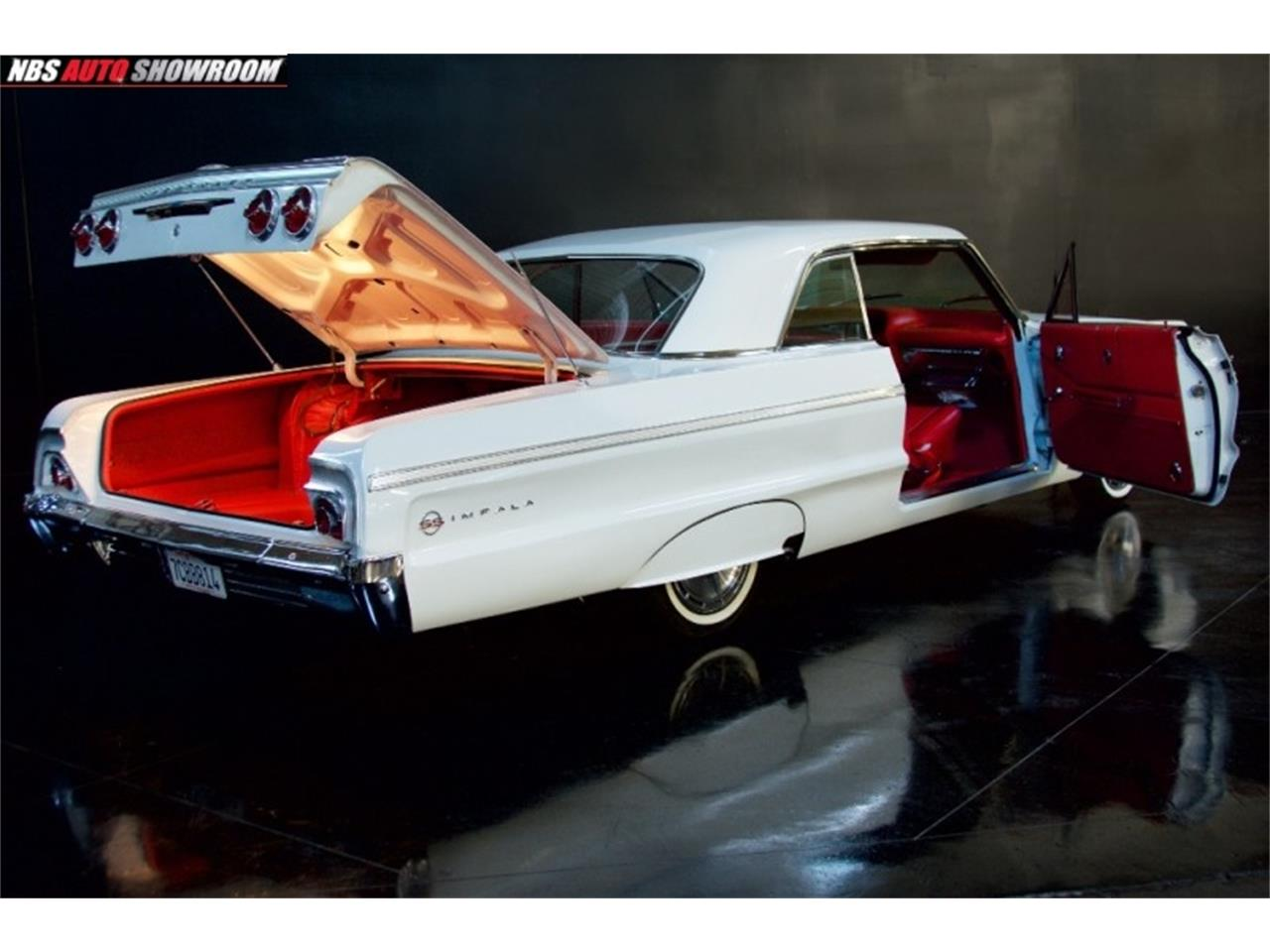Large Picture of '64 Impala - MZ04