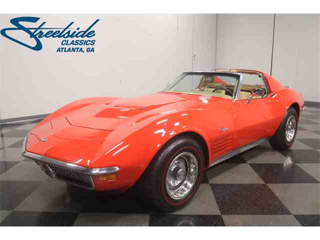 Picture of Classic '70 Chevrolet Corvette located in Lithia Springs Georgia Offered by Streetside Classics - Atlanta - MZ0J