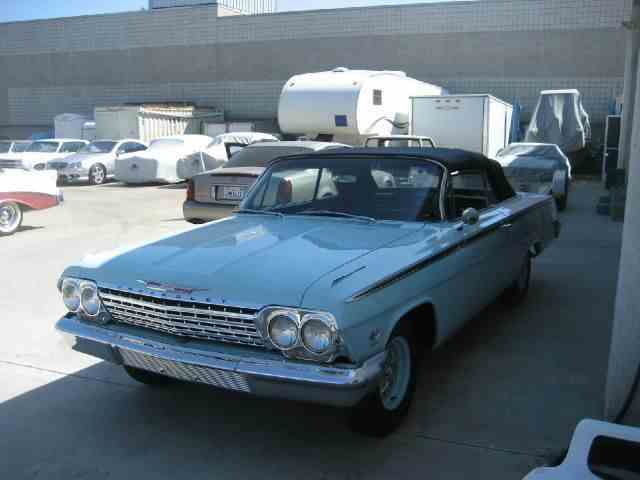 Picture of '62 Impala - MZ0N
