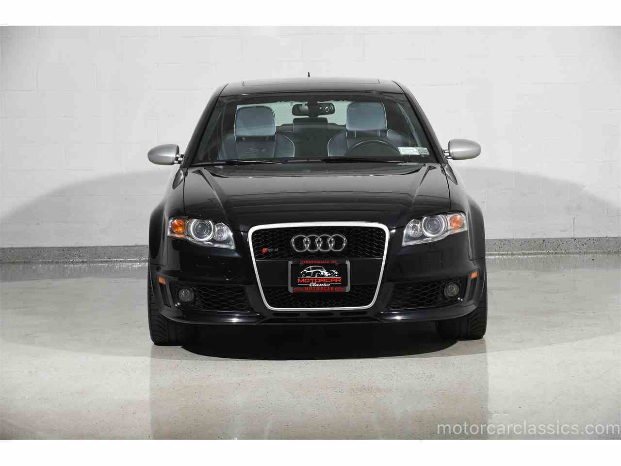 2007 audi rs4 for sale cc 1071831. Black Bedroom Furniture Sets. Home Design Ideas