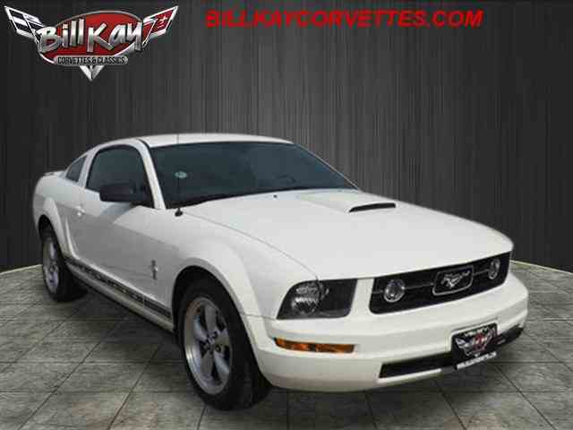 Picture of '07 Mustang - MZ17