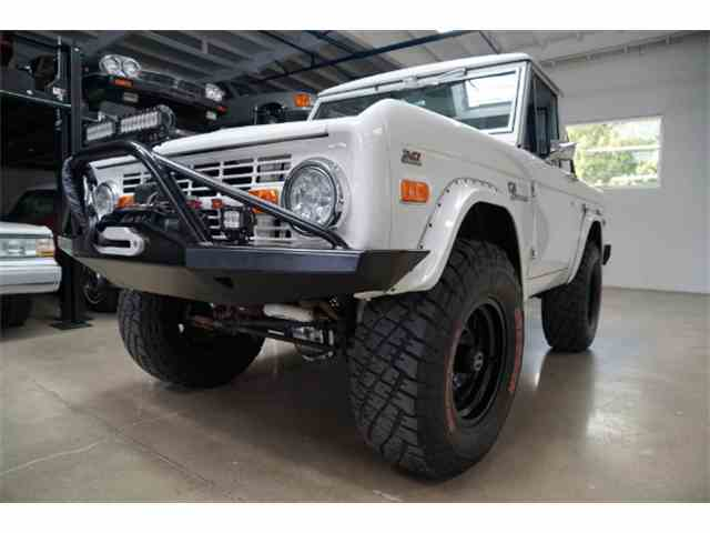 Picture of '68 Bronco - MZ1G