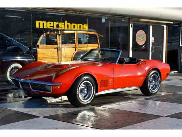 Picture of Classic 1970 Corvette Offered by Mershon's - MZ1S