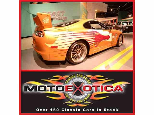 Picture of '95 Supra - MXRE