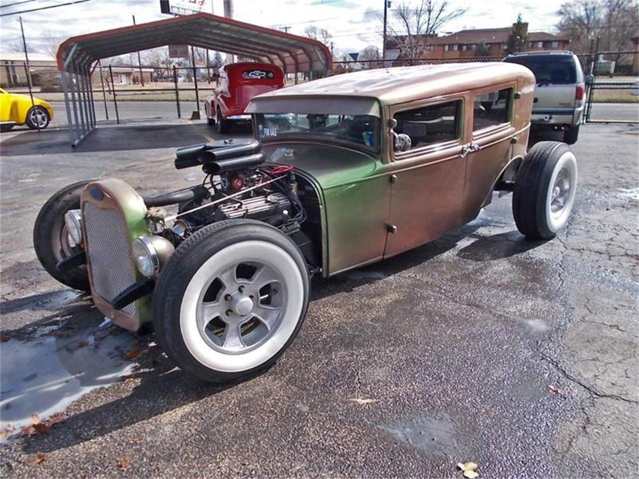Large Picture of Classic 1928 Ford Model A located in New Jersey Offered by C & C Auto Sales - MZ27