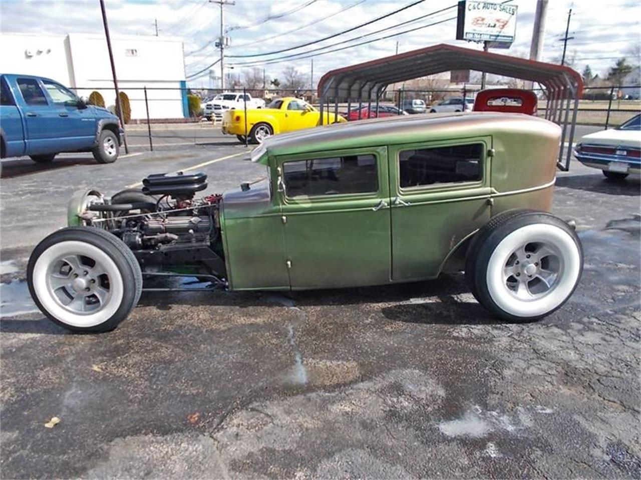 Large Picture of Classic '28 Model A Offered by C & C Auto Sales - MZ27