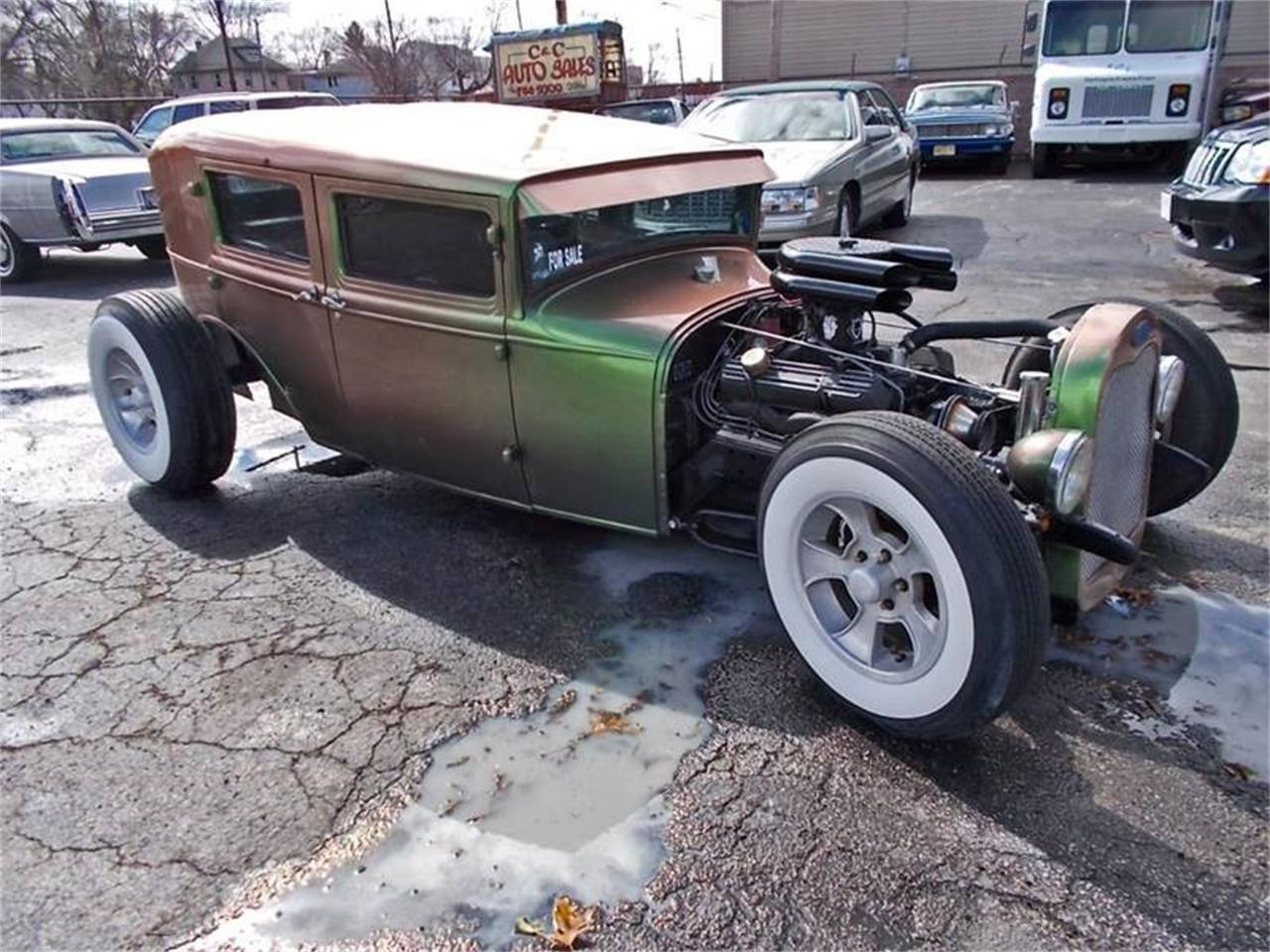 Large Picture of '28 Ford Model A located in Riverside New Jersey - $15,900.00 Offered by C & C Auto Sales - MZ27