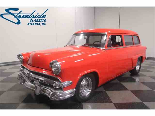 Picture of '54 Ford Ranch Wagon - $24,995.00 - MZ2B