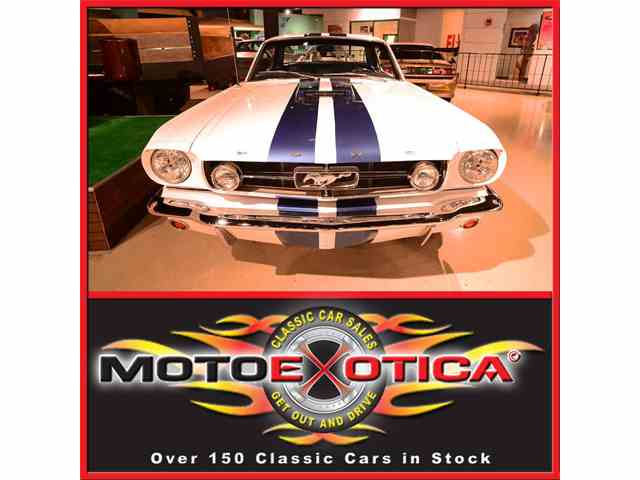 Picture of '66 Mustang GT350 - MXRH