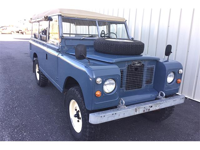 Picture of '69 Series IIA - MZ2Q