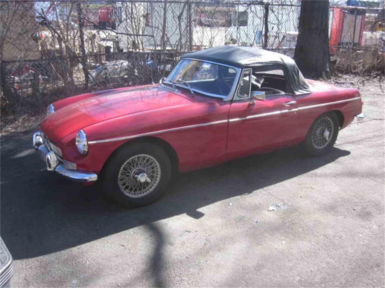 1965 MG MGB for Sale | ClassicCars.com | CC-1071908