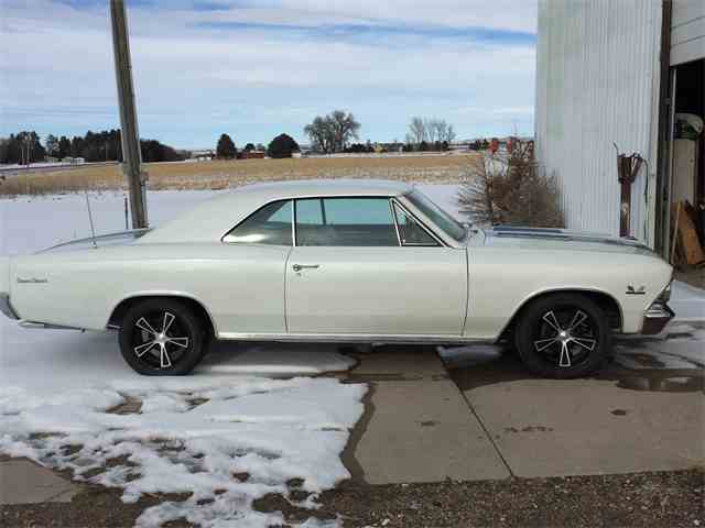 Picture of '66 Chevrolet Chevelle located in Scottsbluff Nebraska - $20,000.00 Offered by a Private Seller - MZ3E