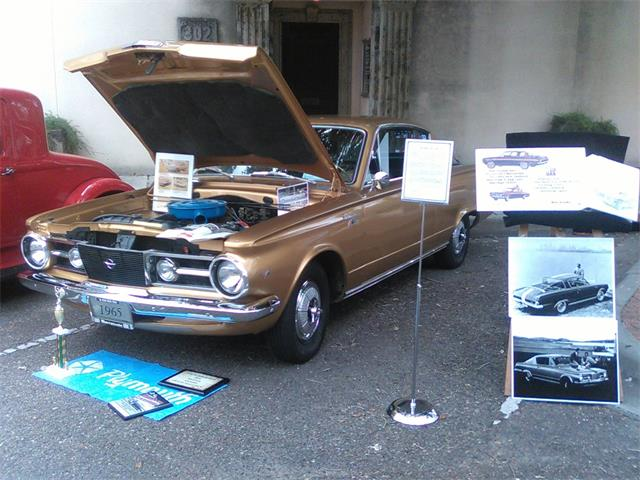 Picture of '65 Barracuda - MZ3G
