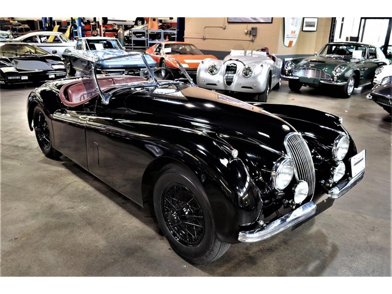 1954 jaguar xk120 for sale classiccars com cc 1071922 jaguar classic xk120 model large picture of '54 xk120 mz3m