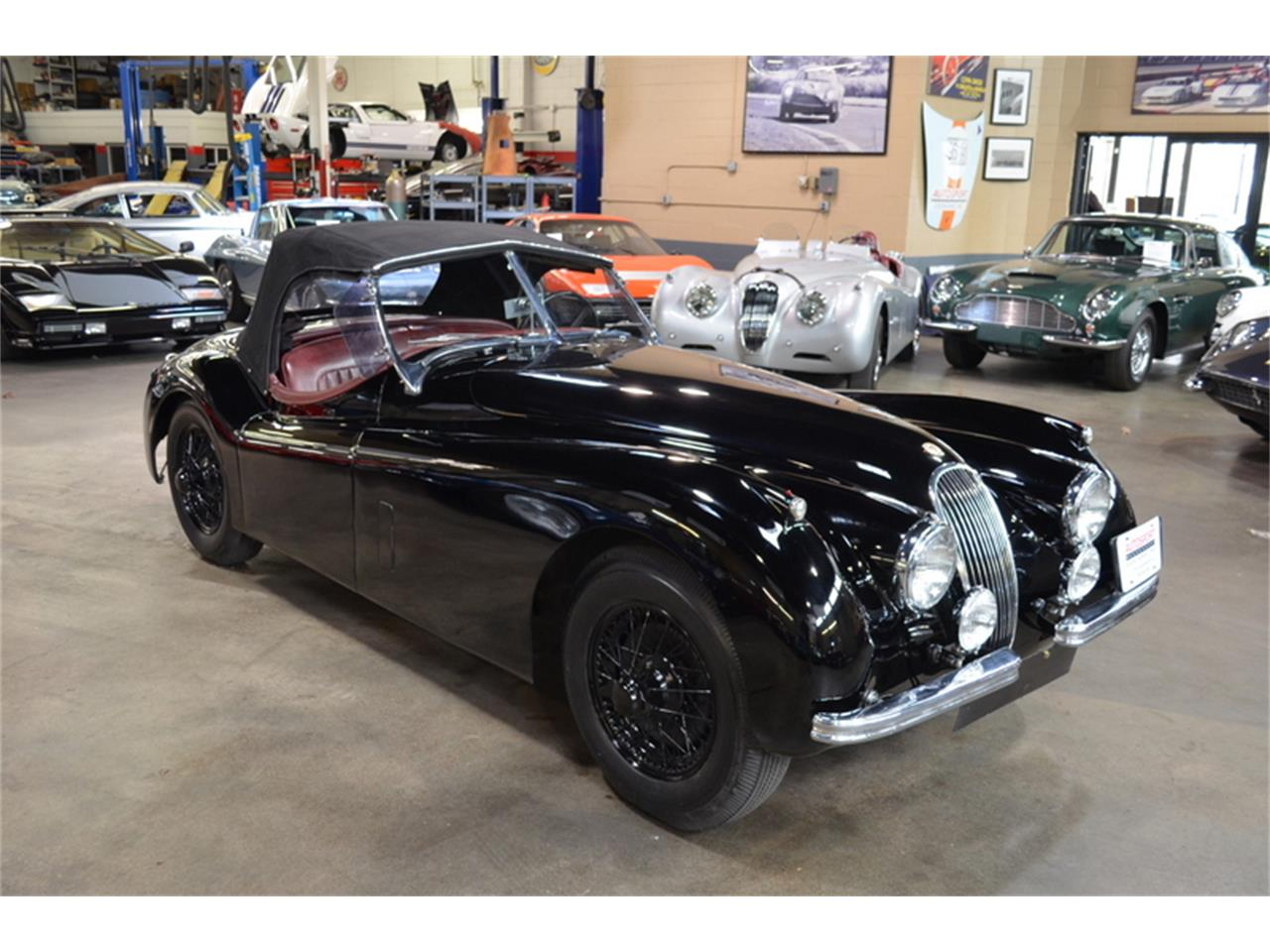 Large Picture of '54 XK120 - MZ3M