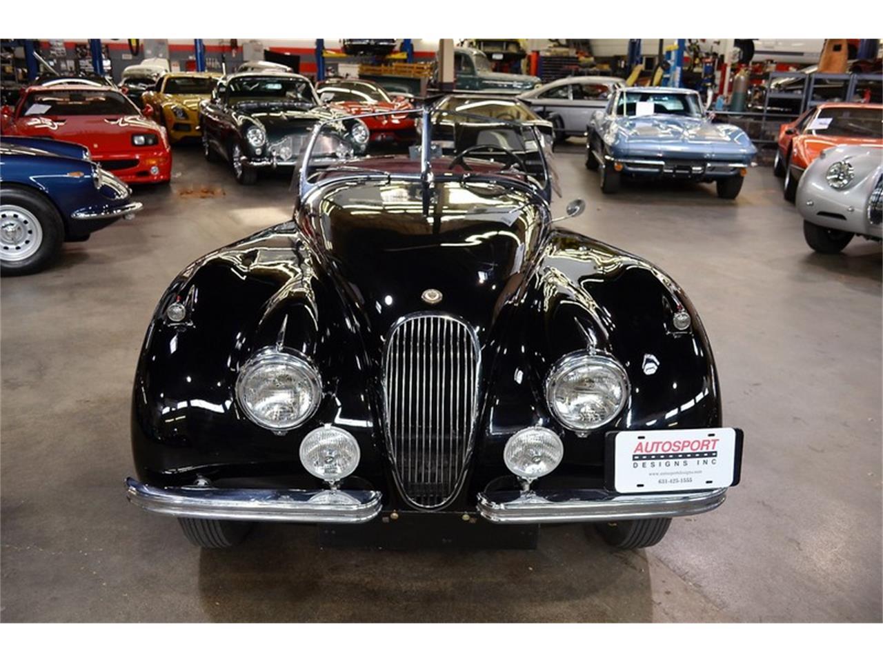 1954 Jaguar Xk120 For Sale Cc 1071922 Wiring Diagram Large Picture Of Auction Vehicle Mz3m