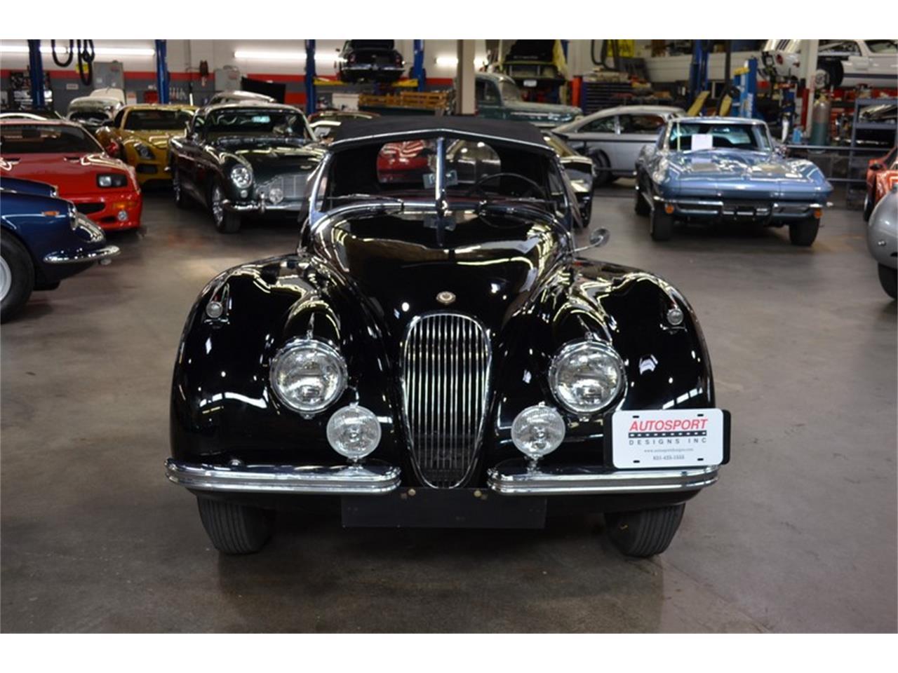 1954 jaguar xk120 for sale classiccars com cc 1071922 jaguar head large picture of '54 xk120 mz3m