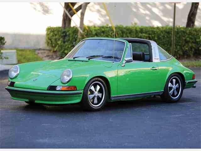 Picture of '73 911 Targa - MXRN