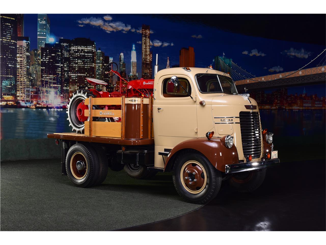 1946 Dodge Coe For Sale Classiccars Com Cc 1071963