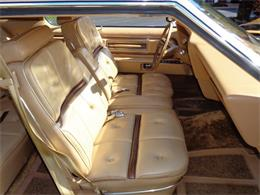 Picture of '74 Continental Mark IV 'Gold Luxury Group' - MXRR