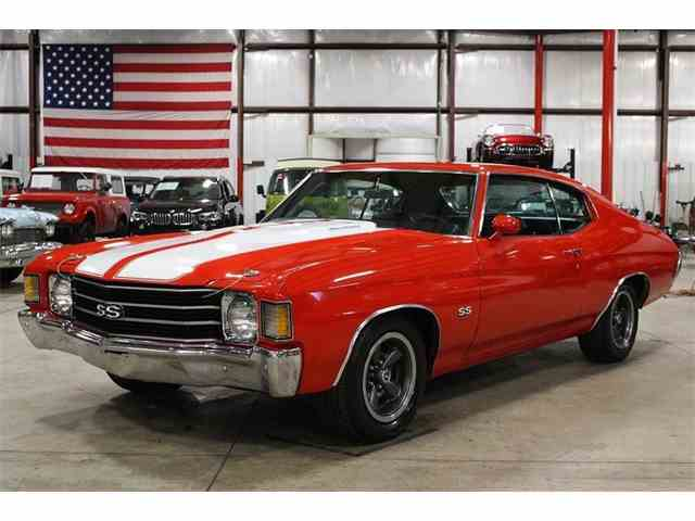 Picture of '72 Chevelle - MZ5Y