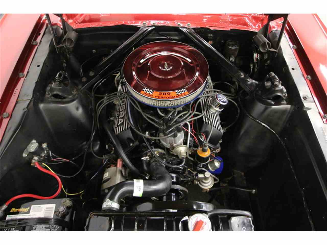 Large Picture of '65 Mustang - MZ6C