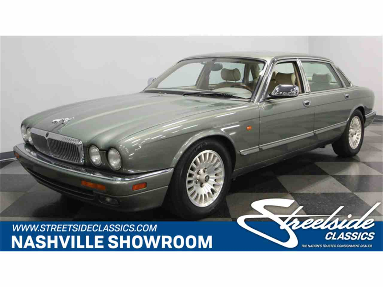 Large Picture of '96 Jaguar XJ located in Lavergne Tennessee - $14,995.00 Offered by Streetside Classics - Nashville - MZ6E