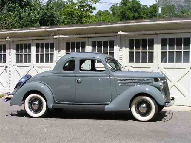 Picture of '36 Coupe - MZ6O