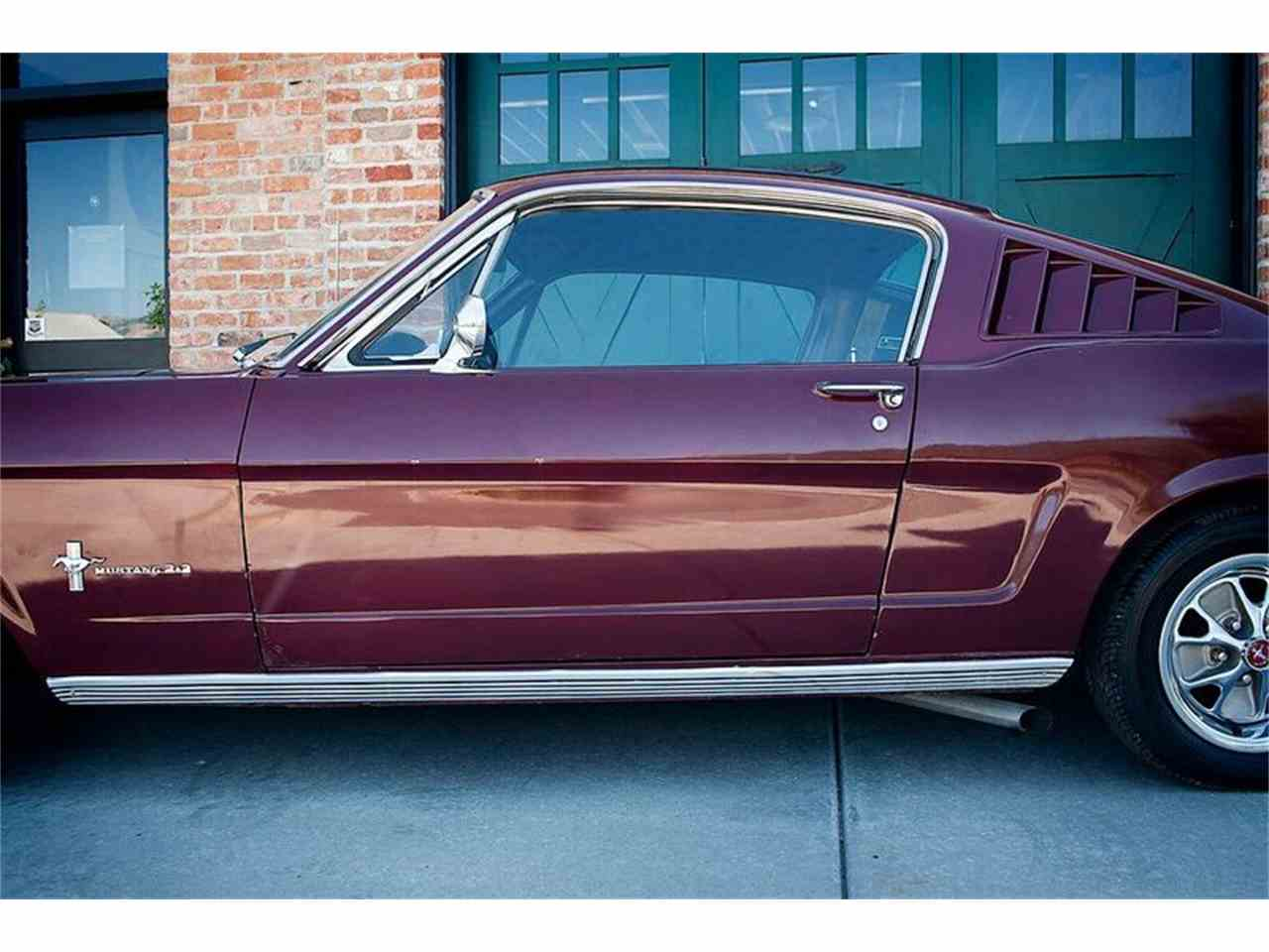 Large Picture of '65 Mustang - MZ6Q