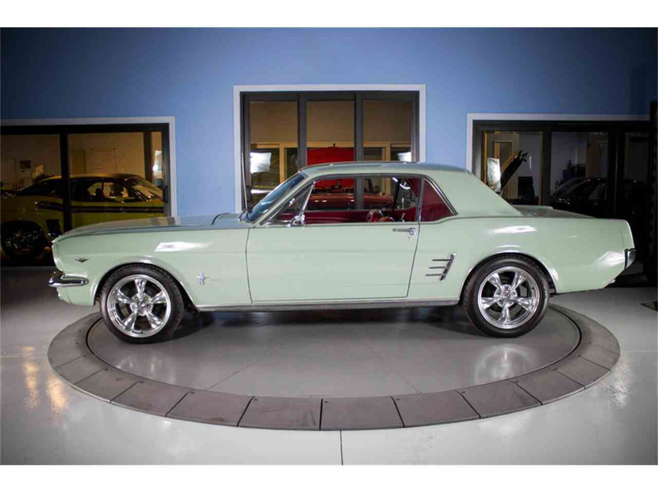 Large Picture of Classic '66 Mustang located in Palmetto Florida Offered by Skyway Classics - MZ6W