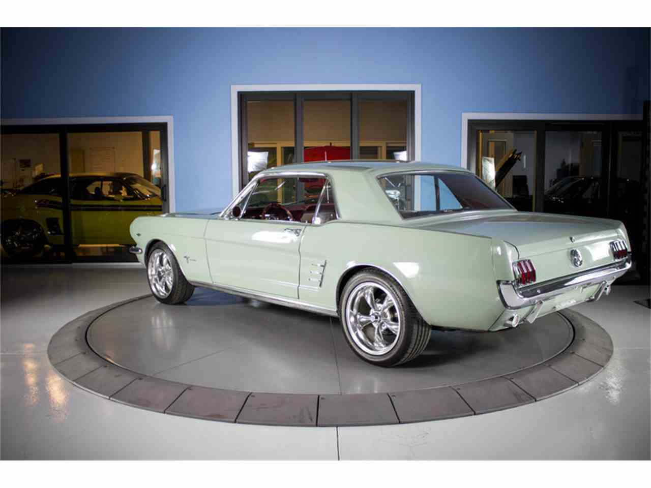 Large Picture of Classic 1966 Mustang located in Florida - $23,997.00 Offered by Skyway Classics - MZ6W