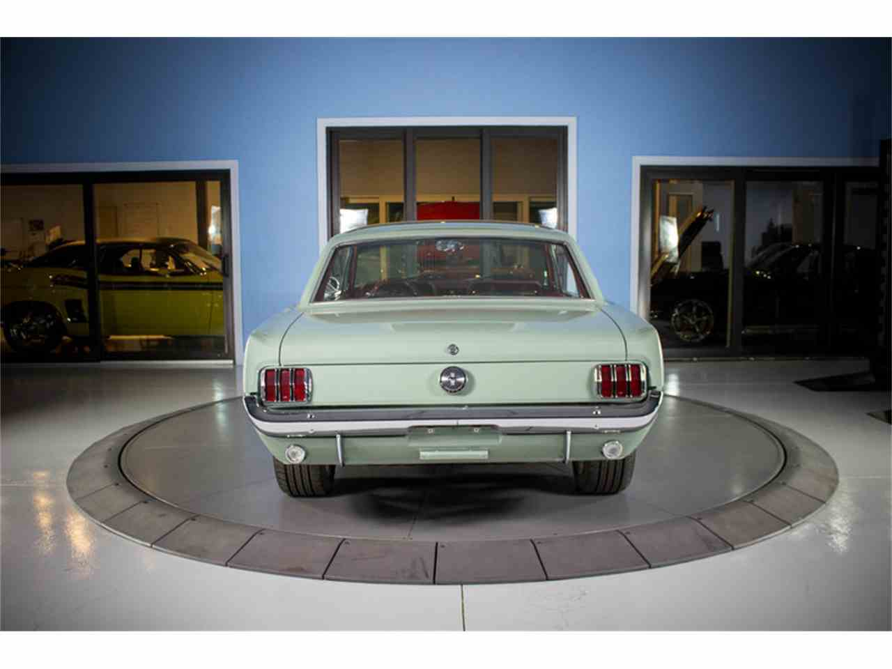 Large Picture of Classic 1966 Mustang located in Palmetto Florida Offered by Skyway Classics - MZ6W