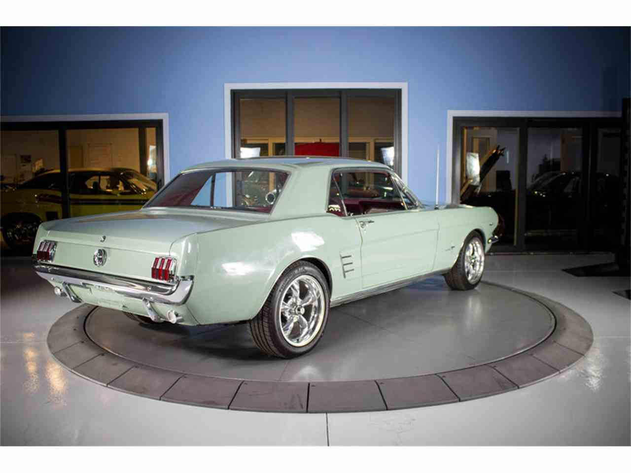 Large Picture of 1966 Mustang located in Florida - $23,997.00 Offered by Skyway Classics - MZ6W
