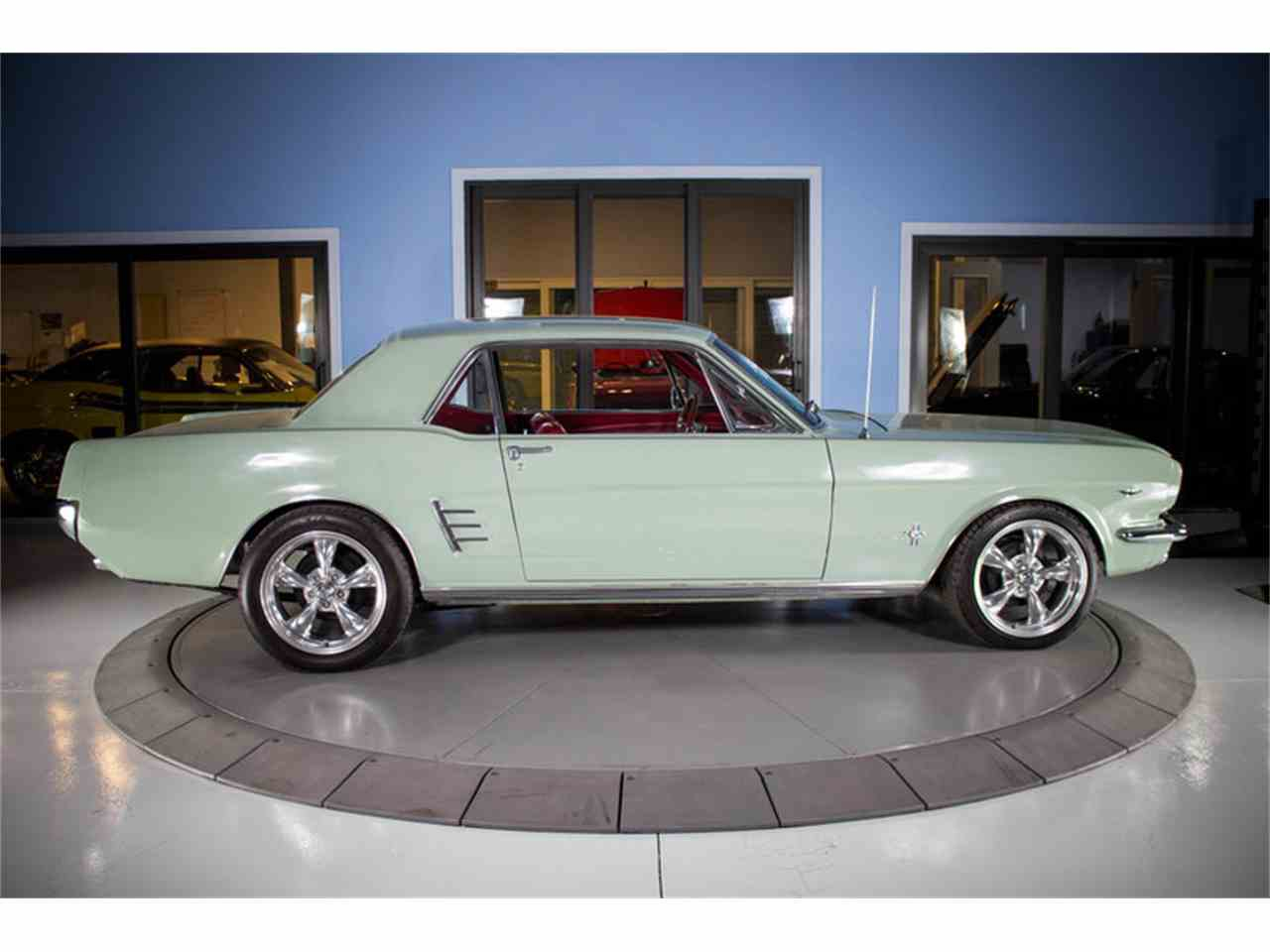 Large Picture of Classic '66 Mustang located in Florida - $23,997.00 Offered by Skyway Classics - MZ6W