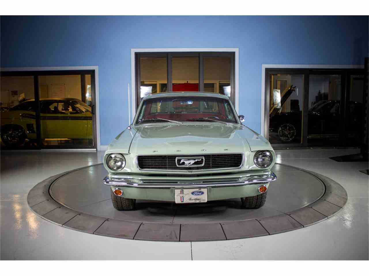 Large Picture of 1966 Ford Mustang - MZ6W