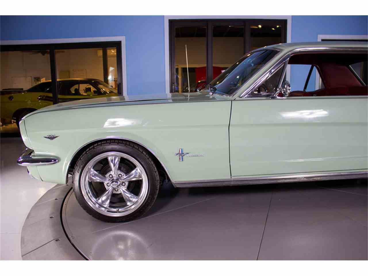Large Picture of Classic '66 Ford Mustang located in Florida Offered by Skyway Classics - MZ6W
