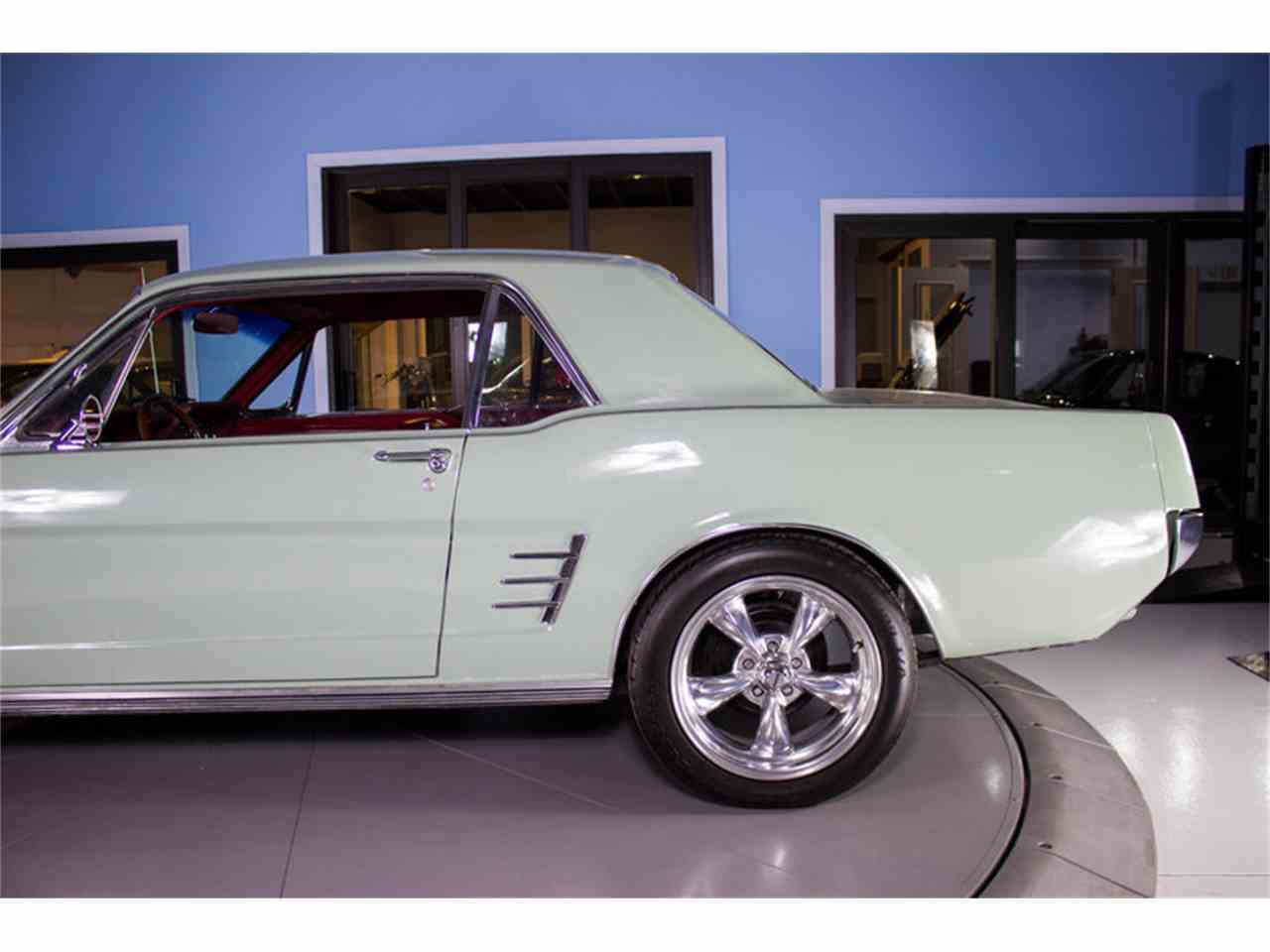 Large Picture of '66 Ford Mustang located in Palmetto Florida - $23,997.00 Offered by Skyway Classics - MZ6W