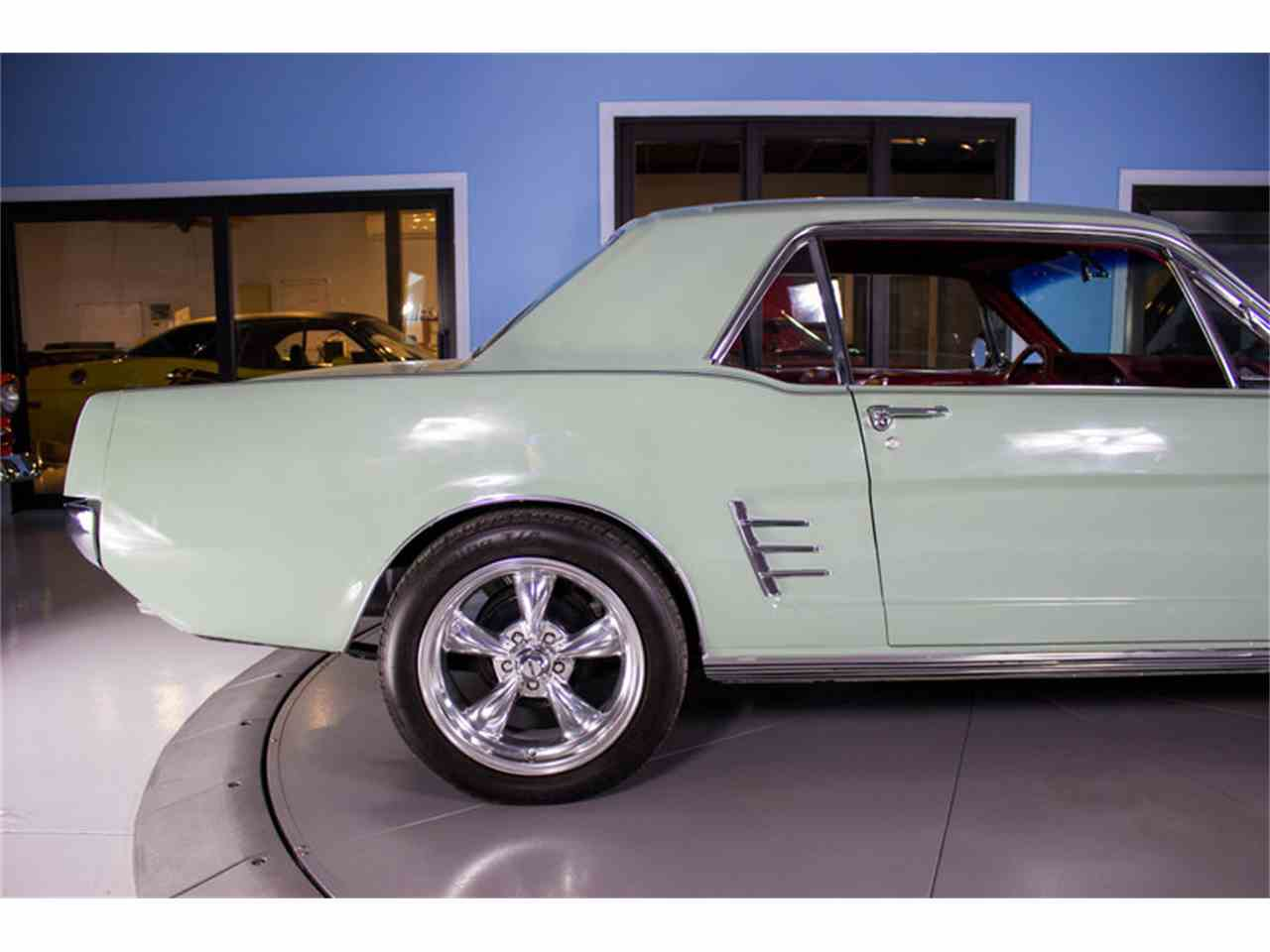 Large Picture of Classic '66 Ford Mustang Offered by Skyway Classics - MZ6W