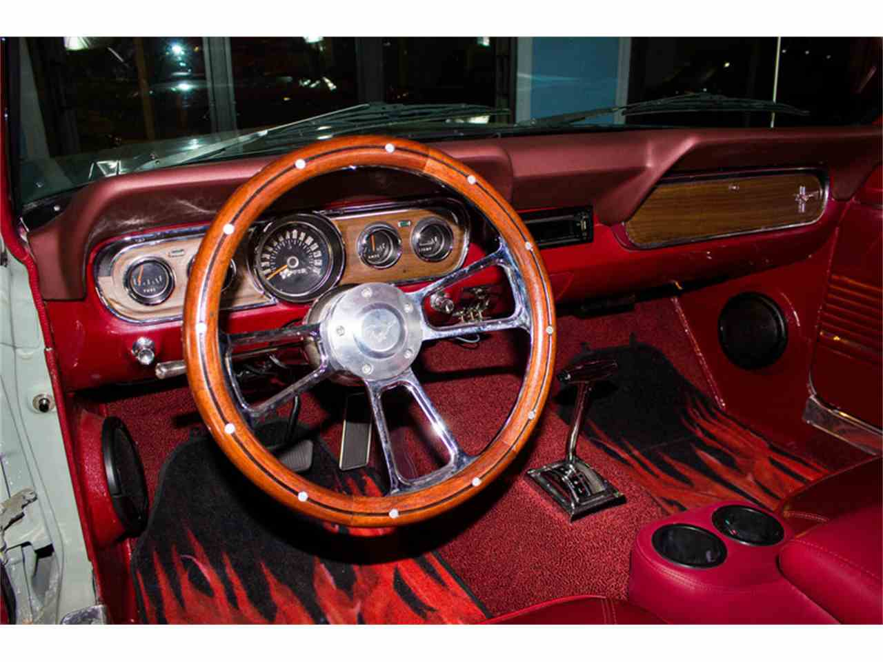 Large Picture of Classic 1966 Mustang located in Palmetto Florida - MZ6W